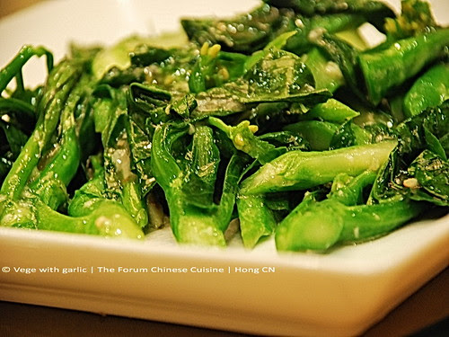 Vege with Garlic