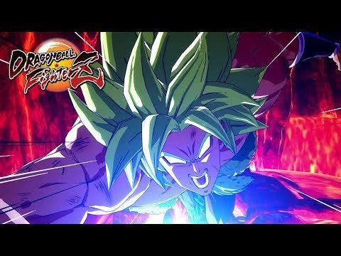 Dragon Ball Fighterz Broly Dbs Release Date Reddit