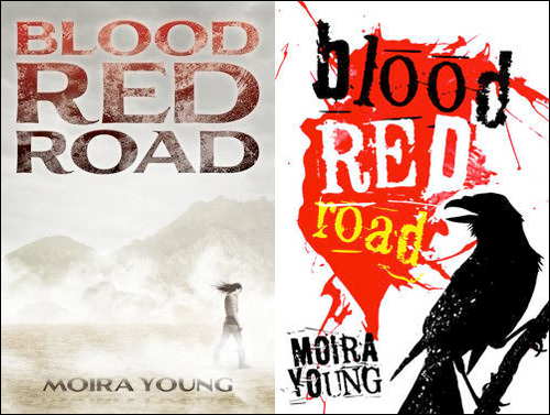 """Book Review: Blood Red Road by Moira Young (young adult, dystopia, post-apocalyptic)Synopsis:Saba  has spent her whole  life in Silverlake, a dried-up wasteland ravaged  by constant  sandstorms. The Wrecker civilization has long been  destroyed, leaving  only landfills for Saba and her family to scavenge  from. That's fine by  her, as long as her beloved twin brother Lugh is  around. But when a  monster sandstorm arrives, along with four cloaked  horsemen, Saba's  world is shattered. Lugh is captured, and Saba embarks  on an epic quest  to get him back. Review: I'll be honest with you: I do not understand people who """"don't read young adult fiction"""" (and likewise, people who only read young adult fiction). You may as well say """"I don't read books"""" because it's such a massive generalisation. I have been very impressed with the diversity within young adult fiction over the past year and Blood Red Road is a perfect example. I know it's cliché to say """"I've never read anything like this before"""" in book reviews (and I do it a lot), but it's true. I found Blood Red Road to have both a futuristic and historical feel to it. How does that work? Well, the book is set in the distant future. We know this because the characters refer to a past, technologically advanced civilisation, the """"Wreckers"""", which I judge is us. However, the world they currently live in is extremely primitive and Roman-like. One of the events in the book takes place in The Colosseum and involves cage fighting, reminiscent of The Hunger Games without the innovations in technology (although I am by no means comparing the two books; they are nothing alike). It also has the odd fantasy element. I also see Blood Red Road as an adventure story. Saba, our protagonist, witnesses her brother Lugh being forcefully taken from their home and the entire book depicts the quest to rescue him. There are no chapters but instead it is split into seven sections – each major step of the journey. It's not the type of book that h"""