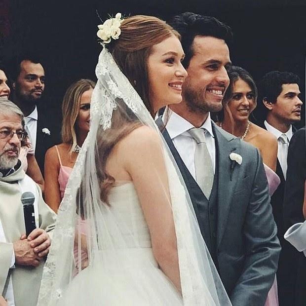 Marina Ruy Barbosa e Xande Negrão (Foto: Reprodução/Instagram)