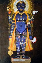 Vishnu Visvarupa