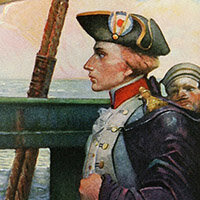Frank E. Schoonover, Lafayette