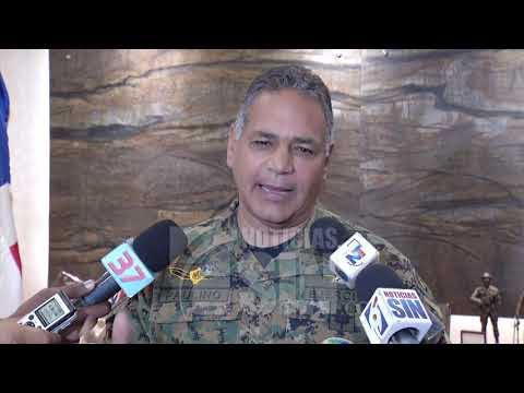 Ministro de Defensa aclara oficial vinculado a supuesto sabotaje de elecciones no es el oficial de logística de esa institución