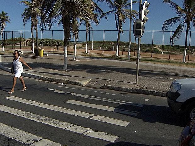 acidente (Foto: Imagens/TV Bahia)