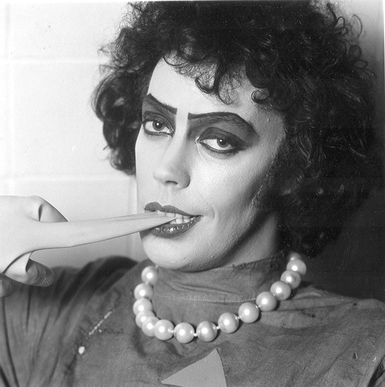 RockyMusic - Rocky Horror Picture Show (Still B&W Photo) image