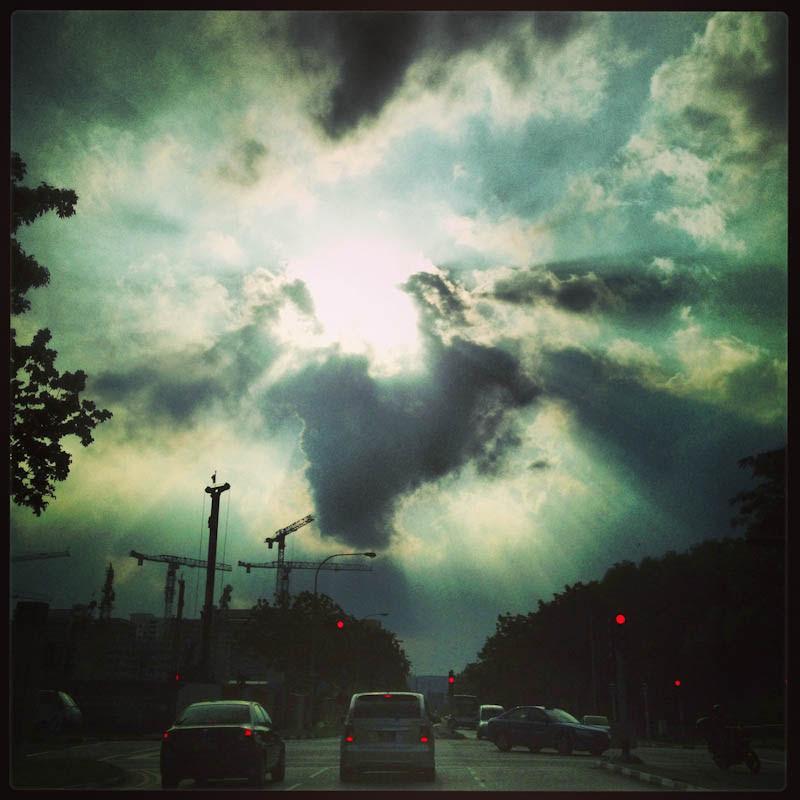 神光 Rays of Light