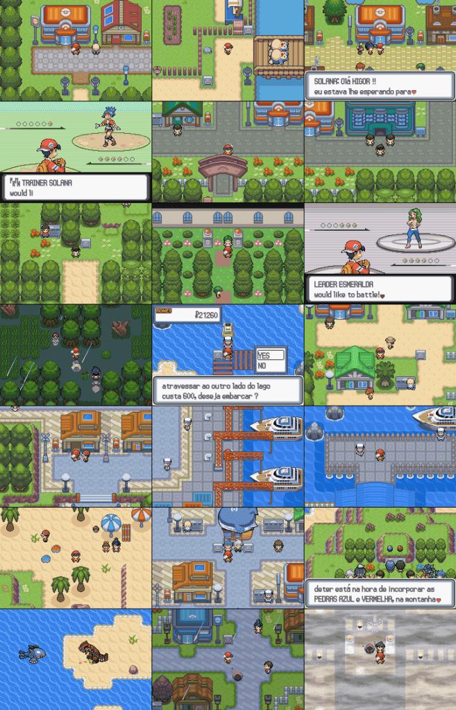 Pokemon Light Platinum Rom Hack Download  PokemonCoders