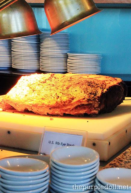US Rib Eye Steak