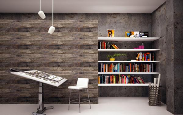 Ideas For Designing Beautiful Home Art Studio | InteriorHolic.