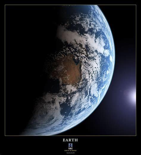 The Earth   ESA/Hubble