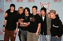 Panik bei der Preisverleihung des Jetix-Awards im Rahmen der Jugendmesse YOU 2008 in Berlin