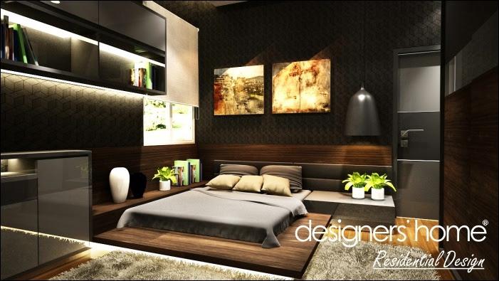 Semi D Interior Design Bedroom 4 A Malaysia Interior Design Designers Home