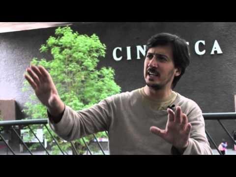 """ENTREVISTA CON JULIÁN D´ANGIOLILLO, DIRECTOR DE """"CUERPO DE LETRA"""""""