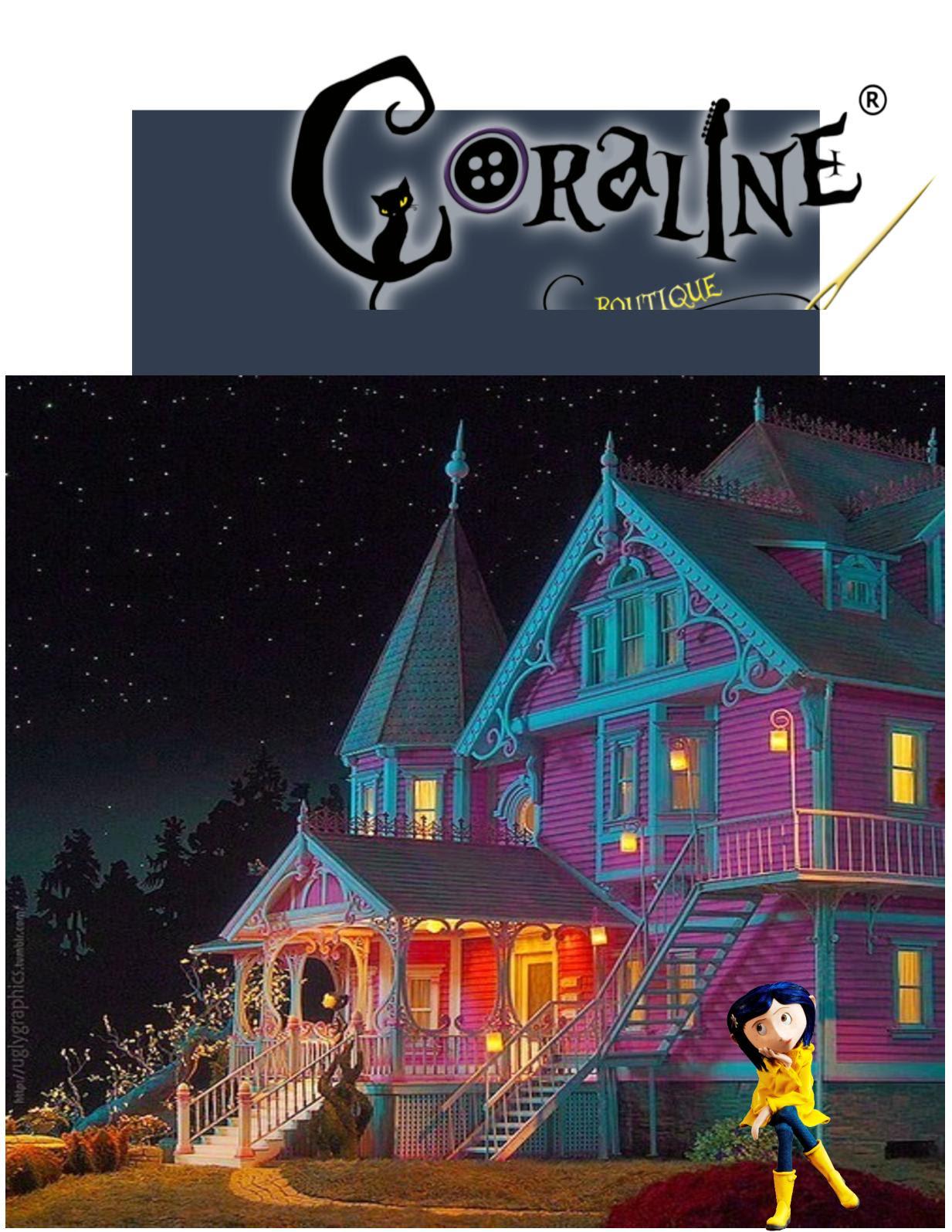 Calaméo - Coraline y la puerta secreta.