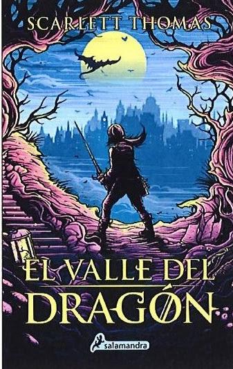 Resultado de imagen de El valle del dragón (Gran temblor I), Scarlett Thomas