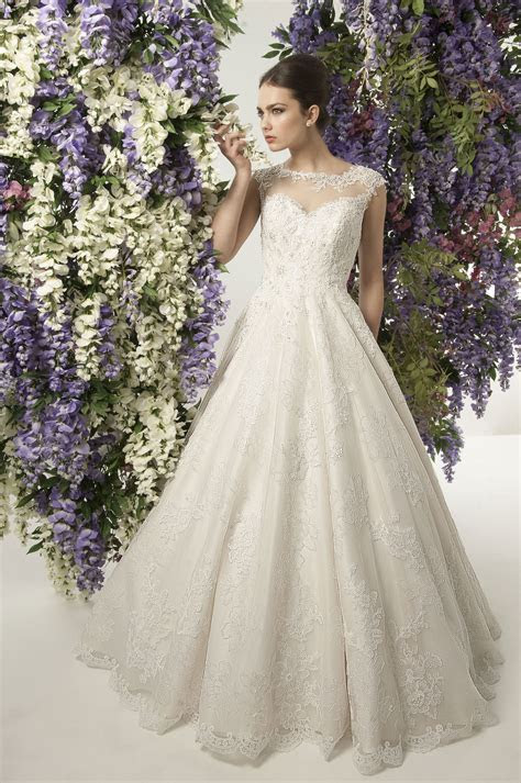 Dress   JADE DANIELS FALL 2014 BRIDAL Collection: Style