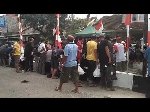 Lomba Mancing dan Sepeda Hias di Ciputat Semangat Menyambut 17 Agustus