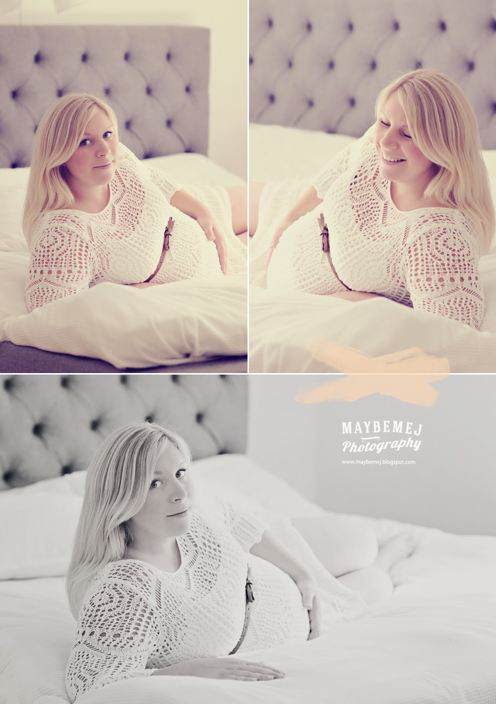 Maternity photosession - Malin