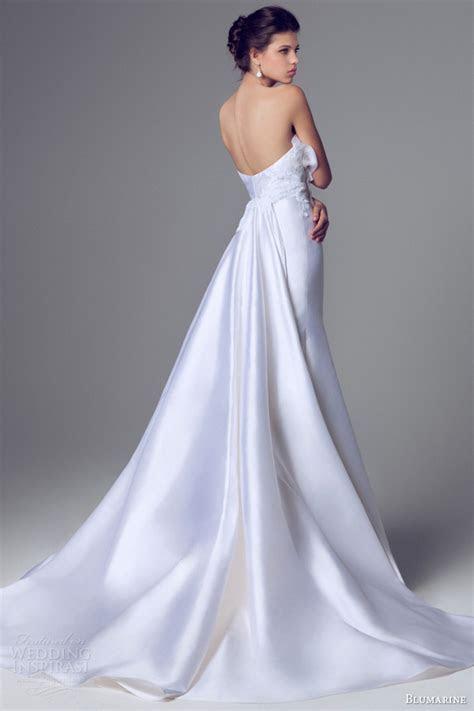 Blumarine Bridal 2014 Wedding Dresses   Wedding Inspirasi