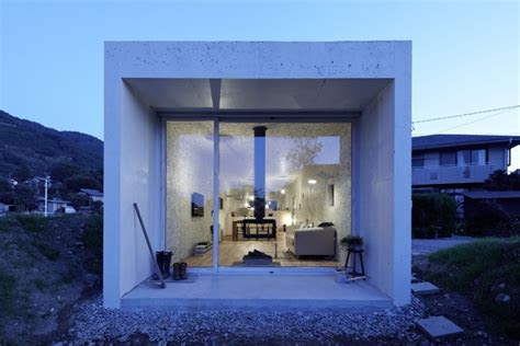 japanese minimalist small house interior  architecture