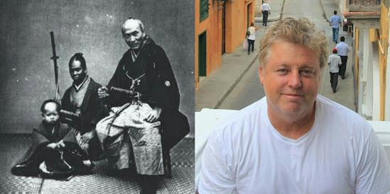 16th Century Black Samurai, Yasuke, Poised For Feature Film At Lionsgate, Gregory Widen Scripting