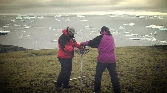 Εντυπωσιακή επιστροφή από τους νεκρούς στην Ανταρκτική