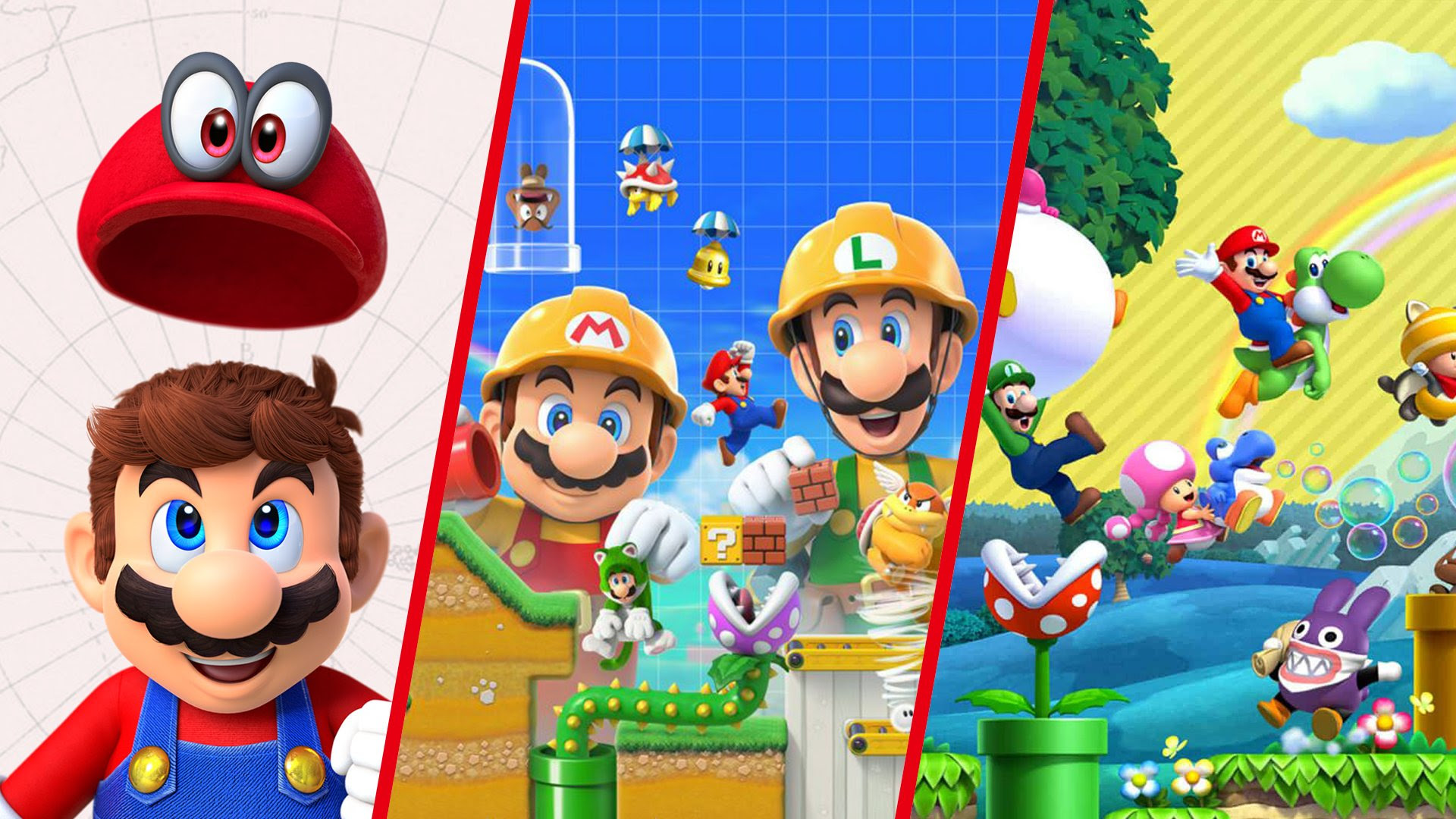 Best Super Mario Games Of All Time Feature Nintendo Life