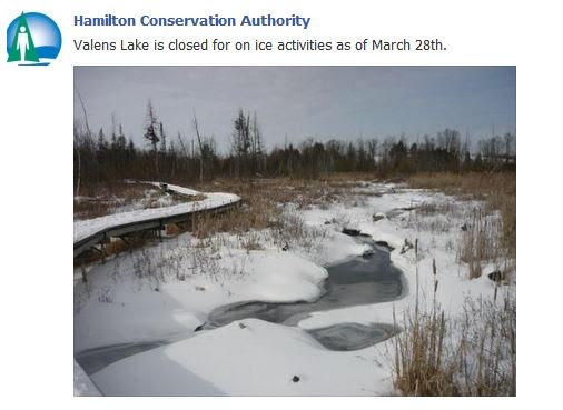 hamilton region conservation authority