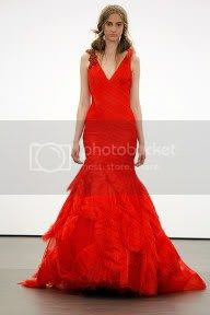 Vera Wang Bridal Spring 2013 Collection