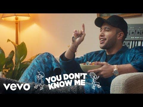 Jax Jones - You Don't Know Me ft. RAYE
