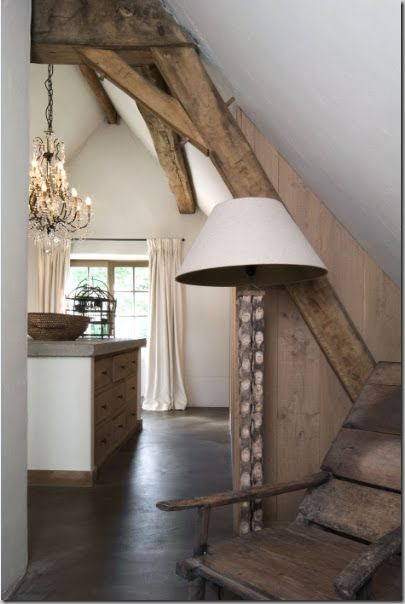Post on How To Create Belgian Style. Modern Country Style