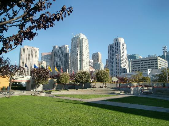 Photos of Yerba Buena Gardens, San Francisco