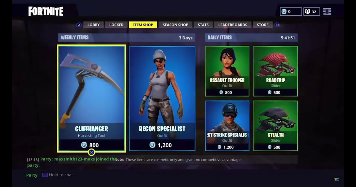 Skins De 800 Pavos Fortnite