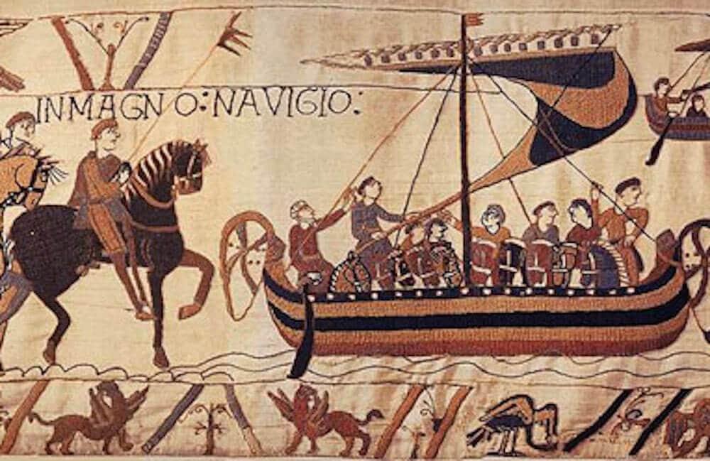 Teppich Bayeux