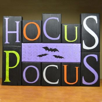 Hocus Pocus Blocks