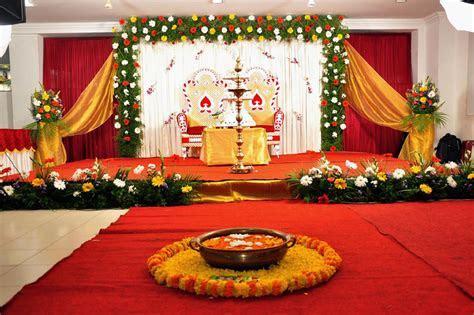 P.K.M. Flower Decorators   Home   Wedding Hall Decorators