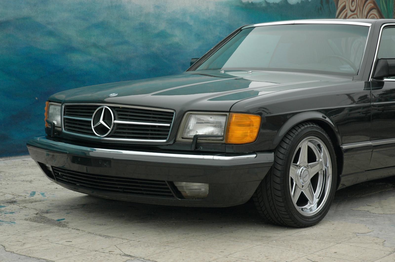 1990 Mercedes-Benz 560-Class - Pictures - CarGurus