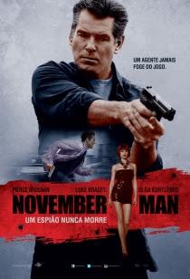 November Man: Um Espião Nunca Morre   Dublado Download