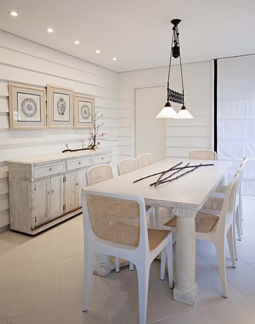 Marcelo Brito - Sao Paulo - Brazil contemporary dining room