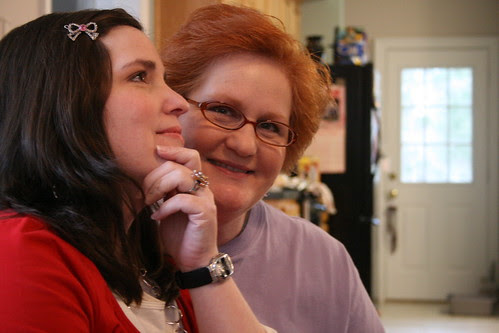 Patricia and Holly