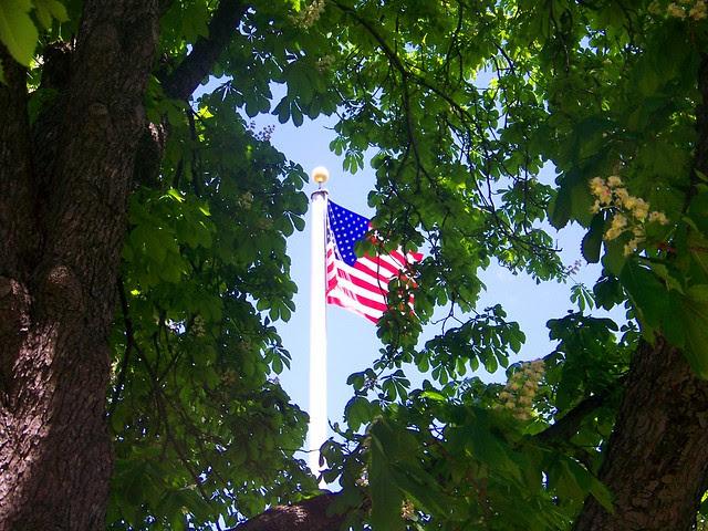 Memorial Day Sky