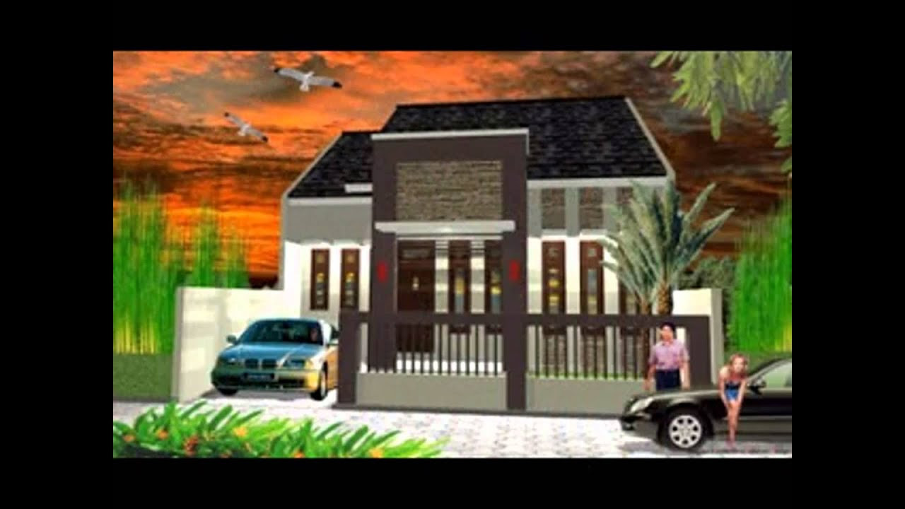 Desain Rumah Minimalis Youtube