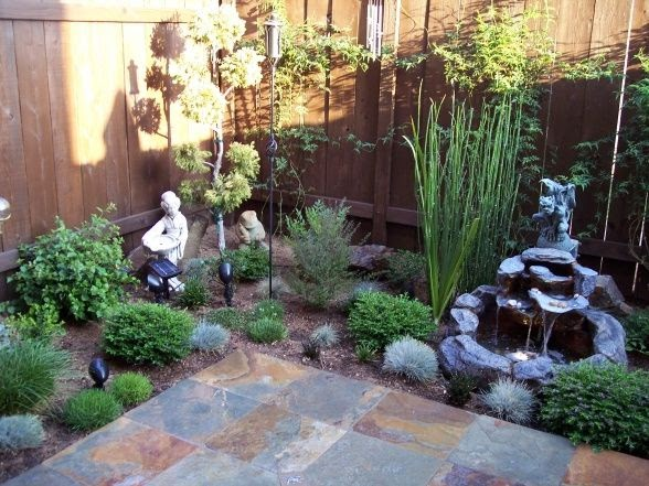 Awesome Zen Patio Design Photos