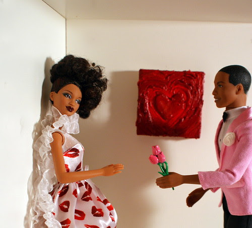 I used So In Style Trichelle Darren in a Valentine's Day themed mini gallery photo shoot.