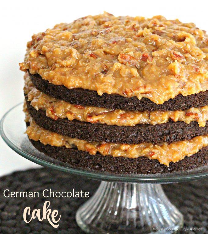 baker's german chocolate cake frosting recipe