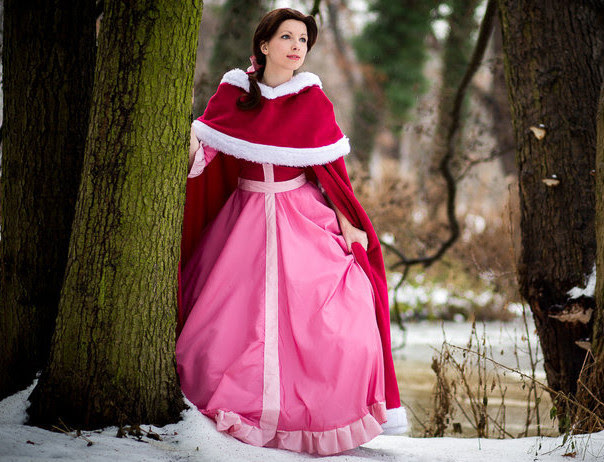 If U Decided To Make A Belle Cosplay Which Of Her Dresses Would U