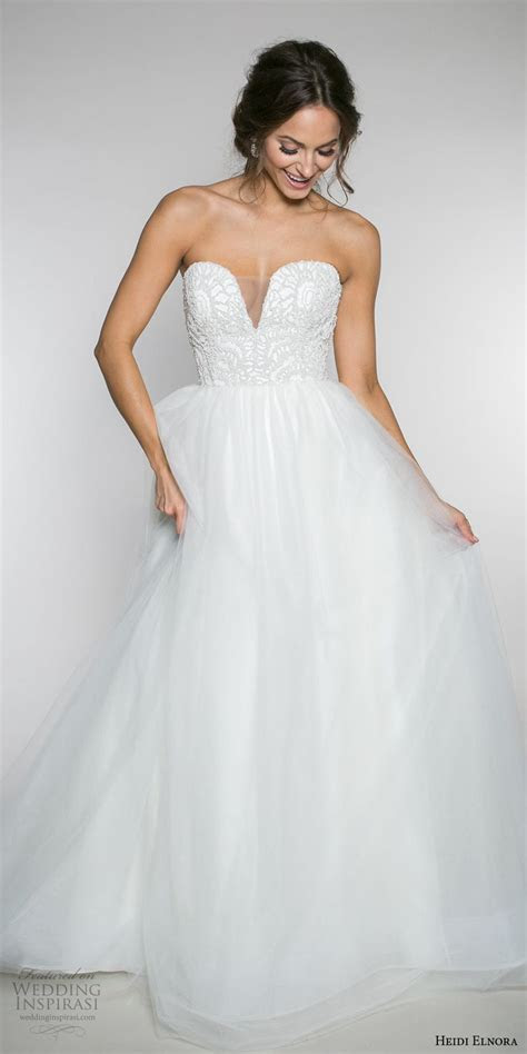 Best 25  Tulle wedding dresses ideas on Pinterest
