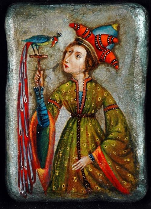 Peinture par Sergey Ivtchenko
