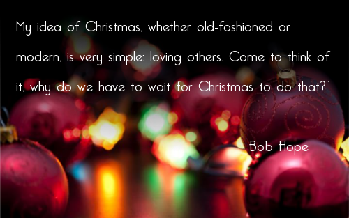 25 Of The Best Quotes For Christmas Flokka