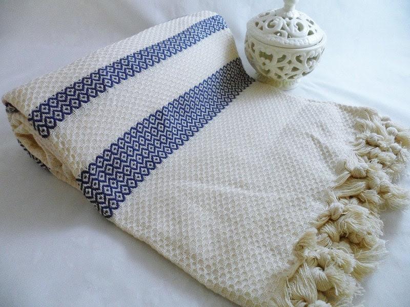 Bamboo Towel Peshtemal for Hamam Bathrobe Spa Pool Massage Sauna Beach Baby Towel Picnic Blanket Table Throw Bath Accessories - Shopika